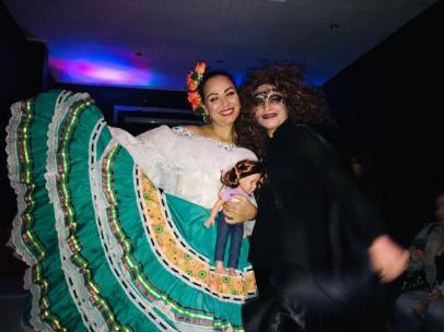 Show Mitos Y Leyendas - Talentos Group - Colombia en UK (16)