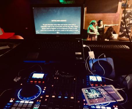Show Mitos Y Leyendas - Talentos Group - Colombia en UK (3)