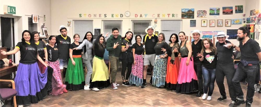 Show Mitos Y Leyendas - Talentos Group - Colombia en UK (4)