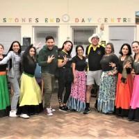 Noche de Mitos y Leyendas - Halloween Grupo Talentos Colombia Dance UK