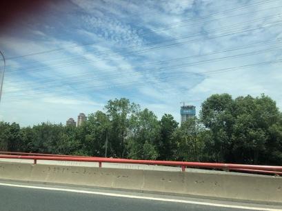 Chengdu to Dujiangyan Irrigation System Car Journey - JennySKyisTheLimit2