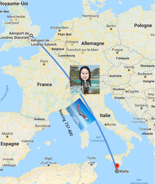 Chicago Convention Jenny SkyIstheLimit Visit to Malta