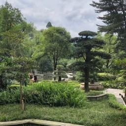 Dujiangyan Irrigation System- Green Spaces- JennySKyisTheLimit by Jenny Rojas