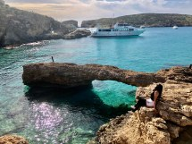 4 - Comino Island measures 3.5 square kilometres in area (1)