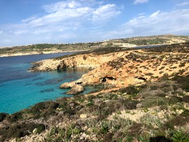 4 - Comino Island measures 3.5 square kilometres in area (3)