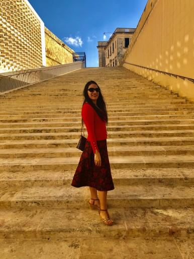 4 -Malta - Walking along Republic Street (2)