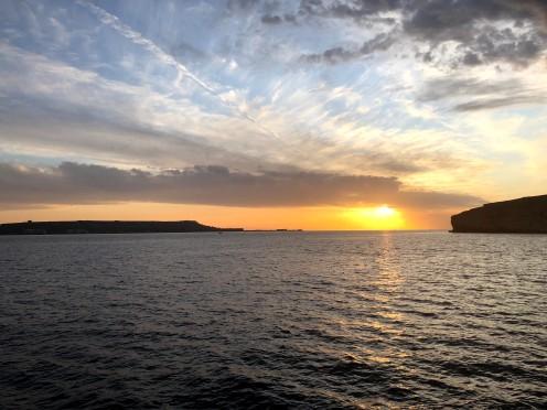 7- Sunset Cruising the Malta Archilepago & Lagoon (1)