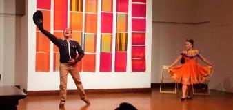 Danza Folclorica Colombiana en Londres - Grand Gala Talentos 2019 - Joropo - Llanero Si Soy Llanero (2)