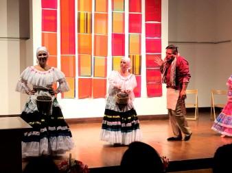 Danza Folclorica Colombiana en Londres - Grand Gala Talentos 2019 - Recogida de Cafe Y Baile Bravo (2)