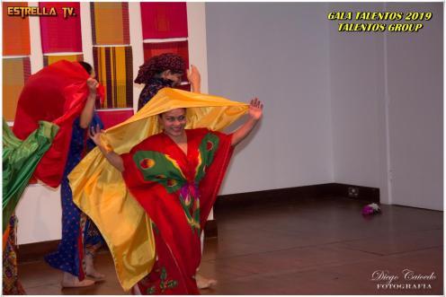 Danza Gala Talentos Group Dec 2019 - Colombia Dance UK - Chichamaya- Sandrita (1)