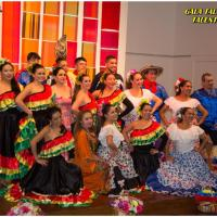 Colombian Folklore takes over London: Gran Gala Talentos Group