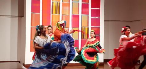 Talentos Group - Farewell - Carnaval de Barranquilla - Folclor de Colombia en Londres (1)