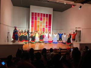 Talentos Group - Farewell - Carnaval de Barranquilla - Folclor de Colombia en Londres (2)
