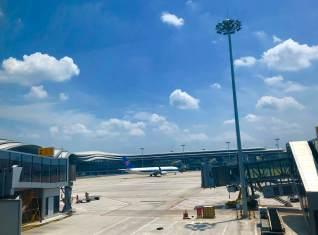 Guilin Liangjiang -KWL - the main airport Guangxi