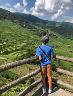 Longsheng Rice Terraces - Ancient Zhuang Village - China - jennyskyisthelimit - Colombianos en China (1)