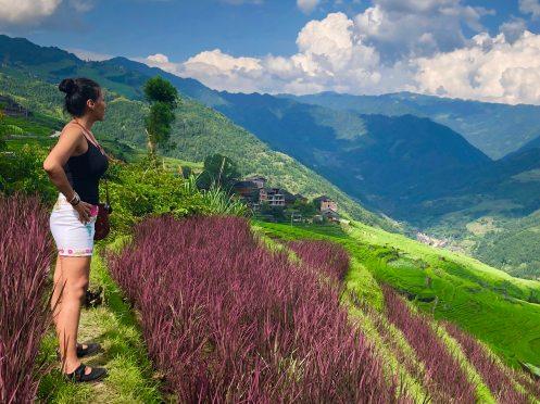 Longsheng Rice Terraces - Ancient Zhuang Village - China - jennyskyisthelimit - Colombianos en China (5)