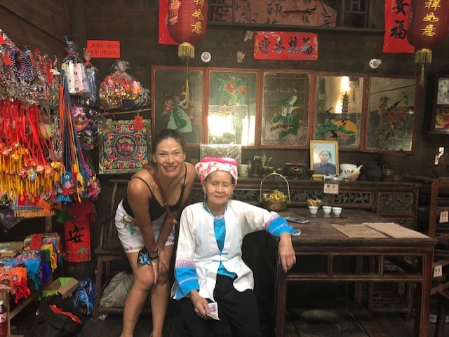 Visiting Diaojiaolou - Stilt House in Ancient Zhuang Village (1)