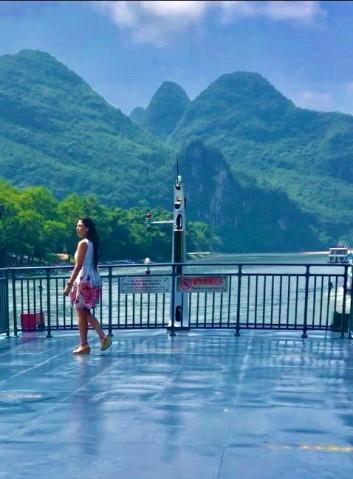 China - Day 9 Li River Cruise by Jenny Rojas