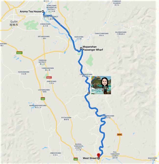 Day 9 - Guilin Journey - Beautiful Scenery River Li Cruise to Yangshuo