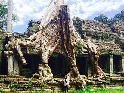 1 Angkor Complex - Preah Khan by Jenny Rojas (25)