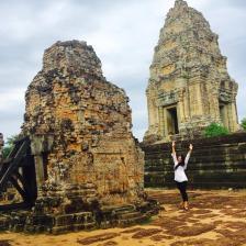 10- Angkor Complex - East Mebon by Jenny Rojas - Jun17