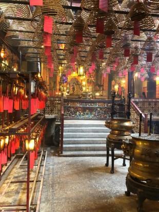 2-Hong Kong Day Experience 4 - Man Mo Temple Aug 2019 - by Jenny Rojas
