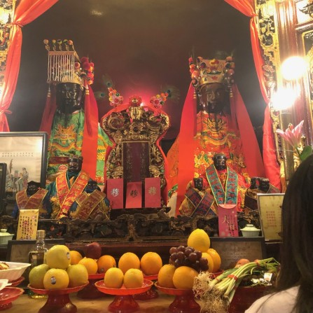 2-Hong Kong Day Experience 6 - Man Mo Temple Aug 2019 - by Jenny Rojas