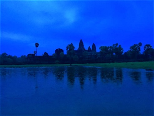 2-Itinerary Day Two - Angkor Wat Ready for Sunrise1 Jenny Rojas