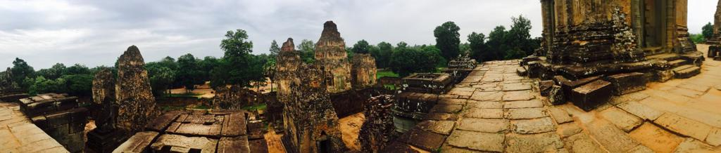 4- Angkor Complex - Pre Rub -10th Century by Jenny Rojas - Jun17 (1)