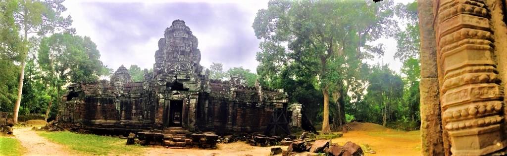 5- Angkor Complex - TAM SON by Jenny Rojas