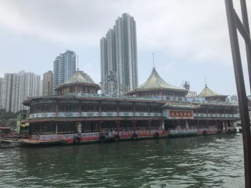 6 - Hong Kong -Aberdeen fishermen village - Jumbo Kingdom Floating Restaurant- by Jenny Rojas
