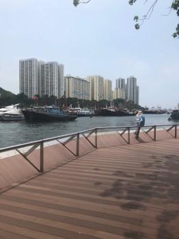 6 - Hong Kong Day Experience Aug 2019 -Aberdeen fishermen village- by Jenny Rojas
