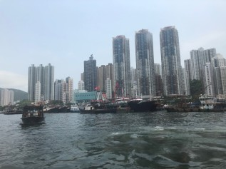 6 - Hong Kong Day Experience Aug 2019 -Aberdeen fishermen village2 - by Jenny Rojas