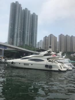 6 - Hong Kong Day Experience Aug 2019 -Aberdeen fishermen village3- by Jenny Rojas