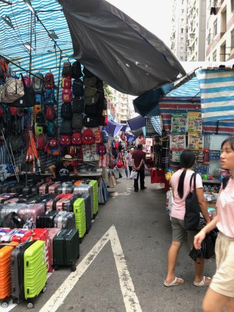 6-Hong Kong Day Experience - Markets and streets centre - Aug 2019 - by Jenny Rojas