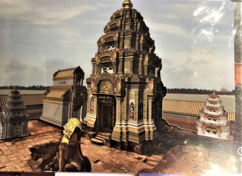 7- Angkor Complex - East Mebon by Jenny Rojas - Jun17