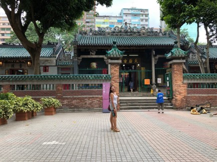 7-Hong Kong Day Experience - Tin Hau Temple, dedicated to the Goddess of the Sea -Aug 2019 - by Jenny Rojas