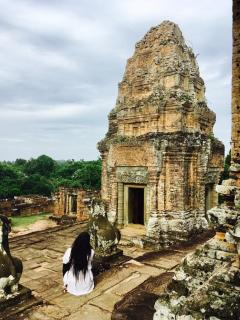 9- Angkor Complex - East Mebon by Jenny Rojas - Jun17
