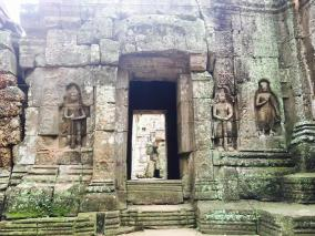9-Itinerary Day Two - Angkor Complex - TAM SON by Jenny Rojas