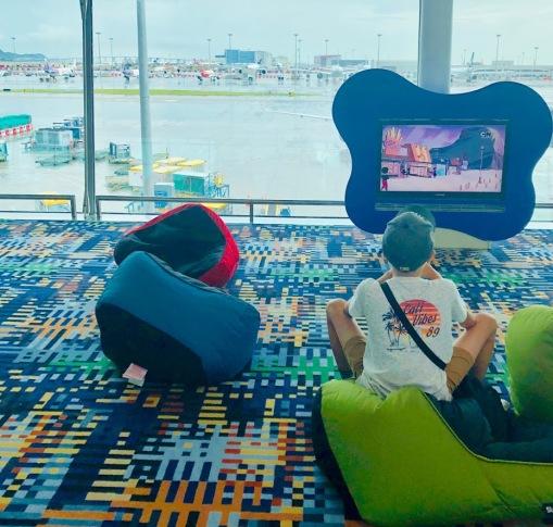 Aeropuerto Internacional de Hong Kong -conocido como aeropuerto Chek Lap Kok - Jenny Rojas (1)