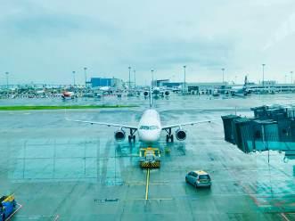 Aeropuerto Internacional de Hong Kong -conocido como aeropuerto Chek Lap Kok - Jenny Rojas (2)