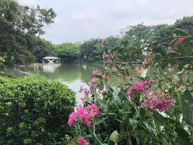 By Jenny Rojas Aug19 - Rhonshang Lake Scenic Area6