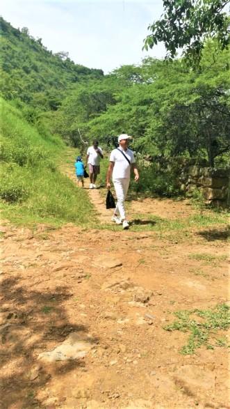 Camino Real Caminata de Barichara a Guane (2)