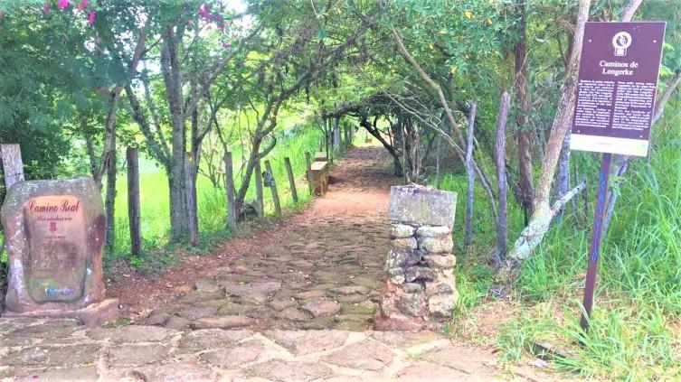 Camino Real Caminata de Barichara a Guane (6)