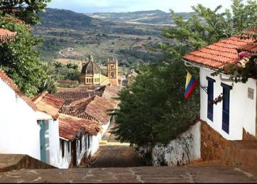 Frutos Conciencia Barichara - Barichara, my ❤ One of the most beautiful and peaceful places I've ever been...in Colombia
