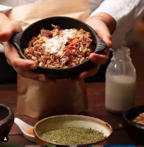 Frutos Conciencia Barichara - Margarita - Garantizamos que cada ingrediente de nuestras granolas sean la nota Perfecta para una sinfonía natural de sabores - 100% Naturales
