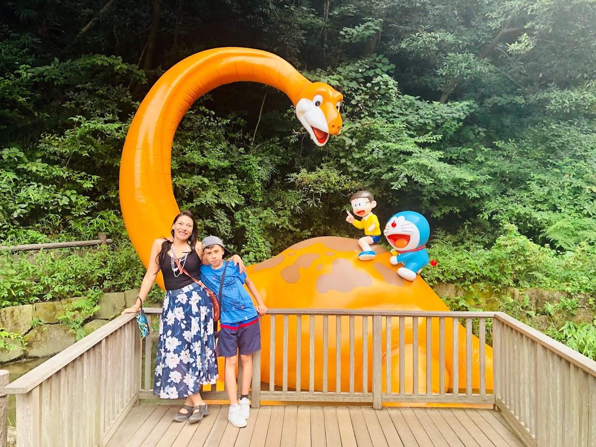 Fujiko F Fujio Museum - Kawasaki - Doraemon - Jenny Rojas Aug19 (1)