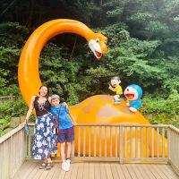 Yokohama Cultural Interchange & Fujiko F Fujiko Museum - Doraemon