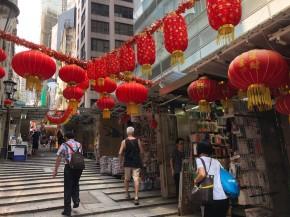 Hong Kong Day Experience City Centre - Escalator - Aug 2019 - by Jenny Rojas (6)