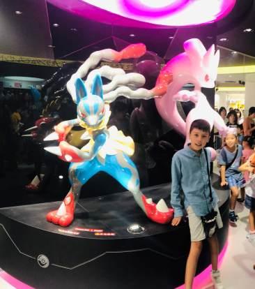 Mega Tienda Pokemon Tokio - By Jenny Rojas (3)